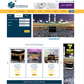 umrah bookings