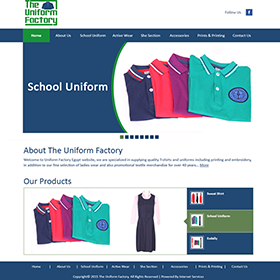Uniform Factory Eg